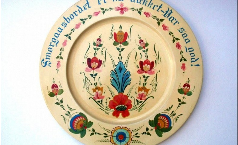 Per Lysne and the Rosemaling revival